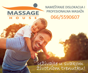 Massage House baner
